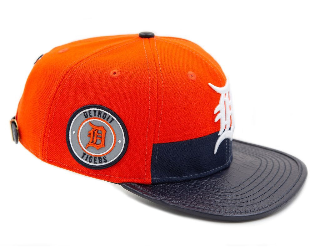 PRO STANDARD HAT NAVY/ORANGE
