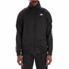 KAPPA TRACK JACKET BLACK 3502050
