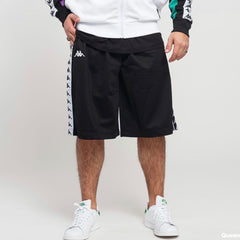 KAPPA 222 BANDA TREADWELLZ SHORT BLACK/WHITE