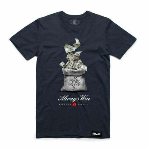 HUSTLE DAILY T-SHIRT HD2