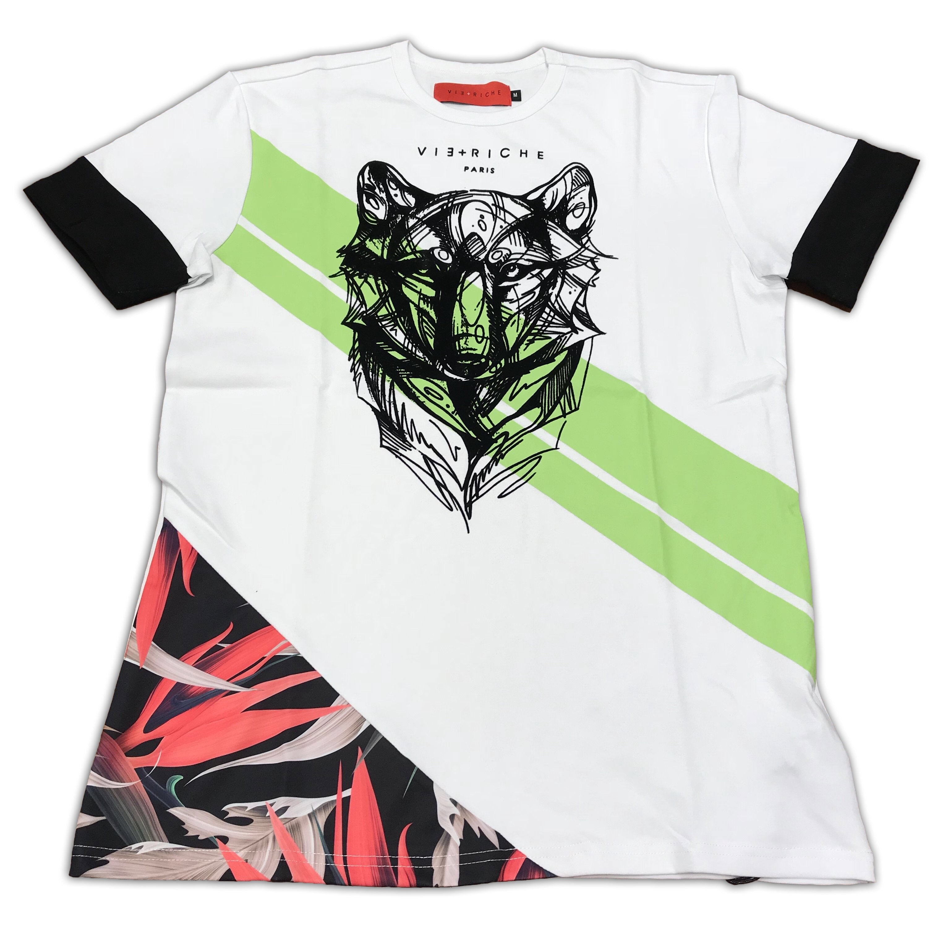 VIE RICHIE T SHIRT 03396