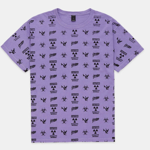 10 DEEP T-SHIRT PURPLE 191TD4307