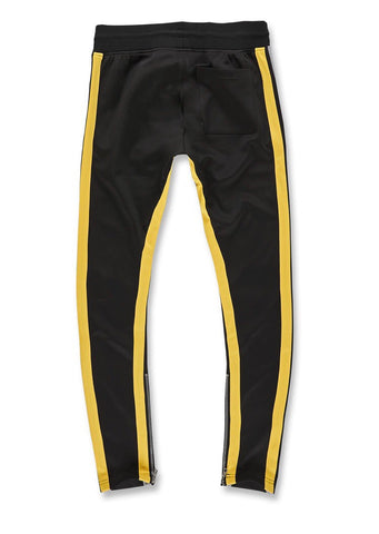 JORDAN CRAIG OXFORD TRACK PANTS - BLACK HORNET 8333