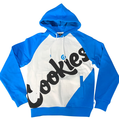 COOKIES HOODY ERRYBODY EATS BLUE/WHITE