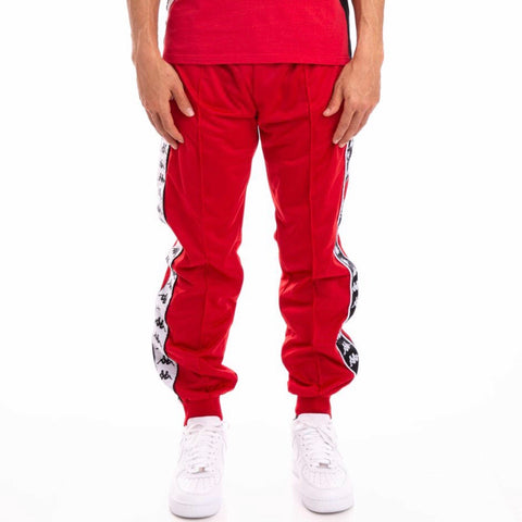 KAPPA TRACK PANT RED 304KQW0