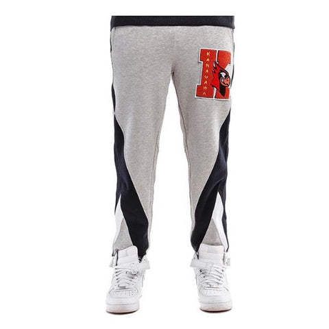 IRO-OCHI CHIMU SWEATPANT - H/GREY