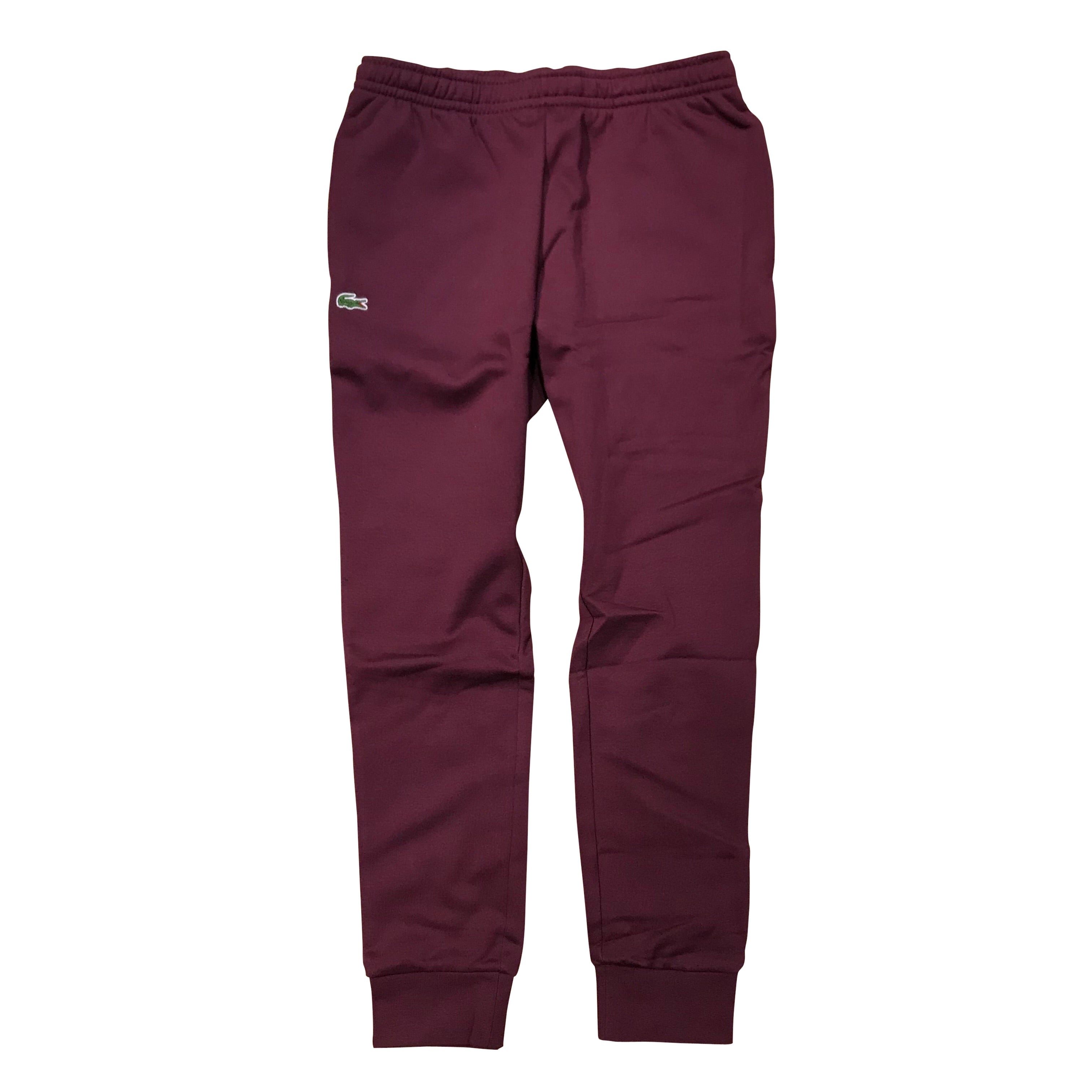 LACOSTE JOGGING PANT BLACKBERRY CHINE