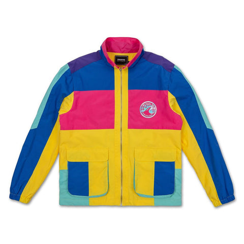 PINK DOLPHIN JACKET YELLOW PS1966CWY