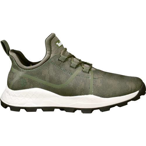TIMBERLAND SHOE BROOKLYN OXFORD DK GREEN MESH CAMO 0A21G3