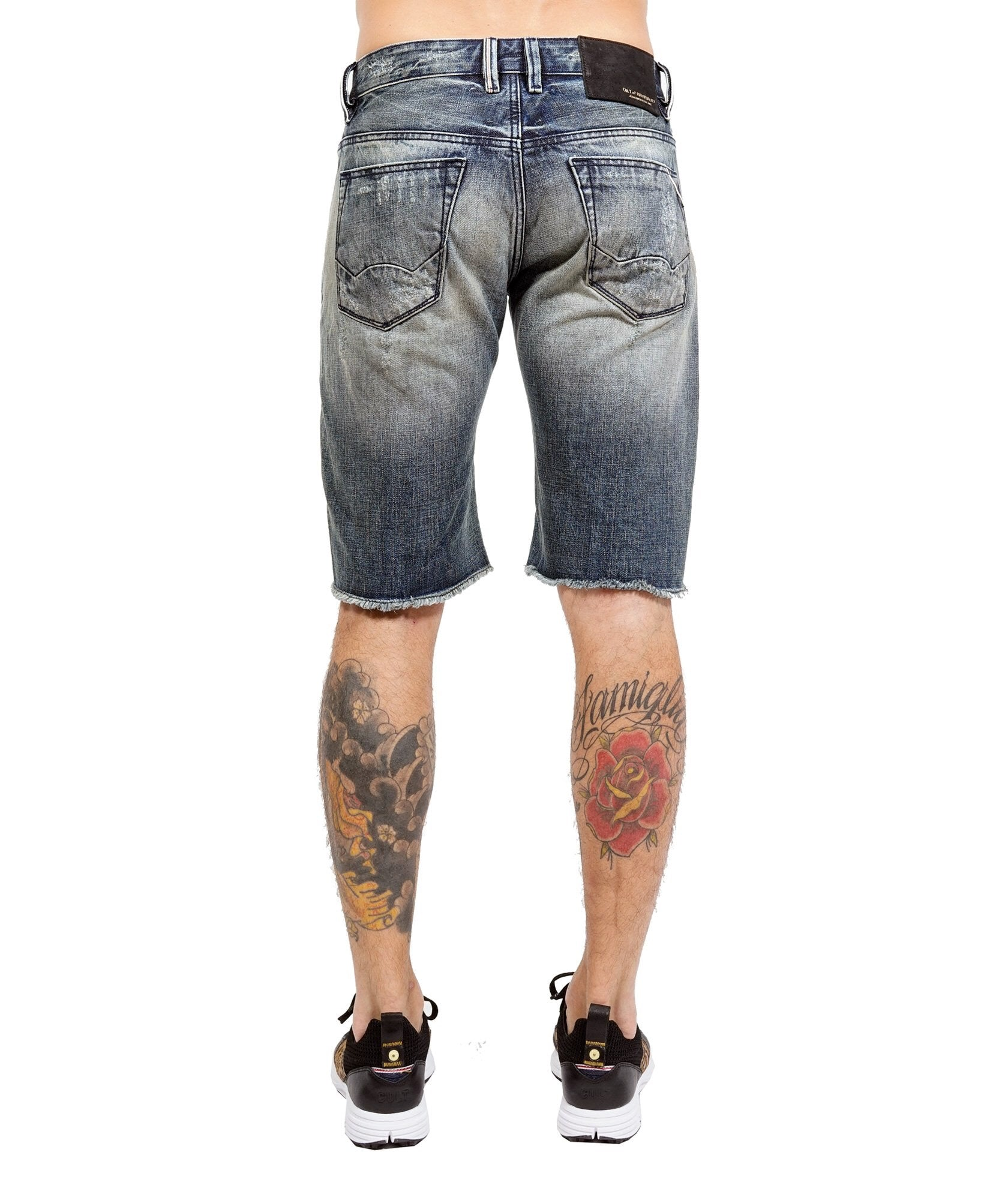 CULT SHORT 68A4-SR18P