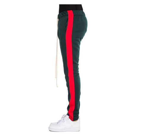 EPTM TRACK PANT 7727GREEN/RED