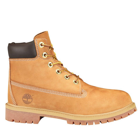 JUNIORS TIMBERLAND BOOT 6IN WHEAT