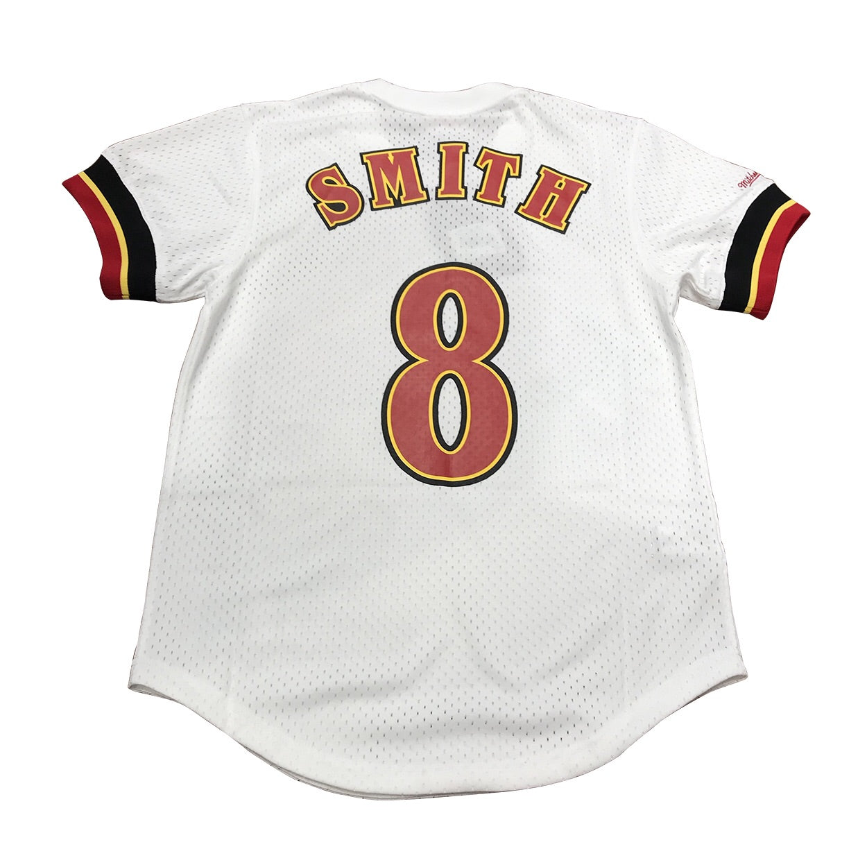 MITCHELL AND NESS JERSEY BA85LS