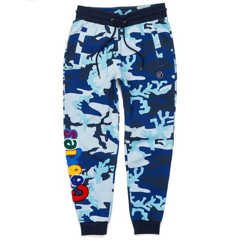 COOKIES FLEECE PANT CAMO 1532H3147