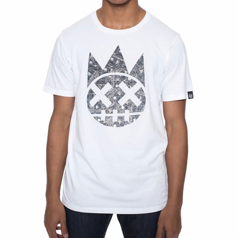 CULT OF INDIVIDUALITY T- SHIRT WHITE 69A2-K51A