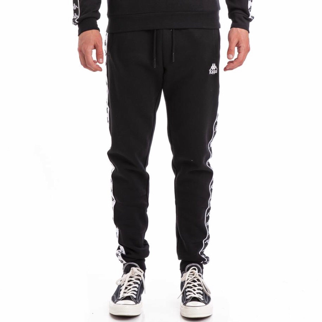 KAPPA SWEAT PANT BLACK 304KPN0