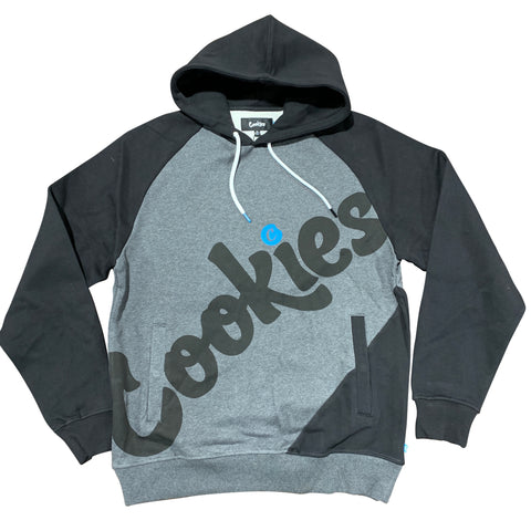 COOKIES HOODY ERRYBODY EATS FLEECE BLK/CHARCOAL