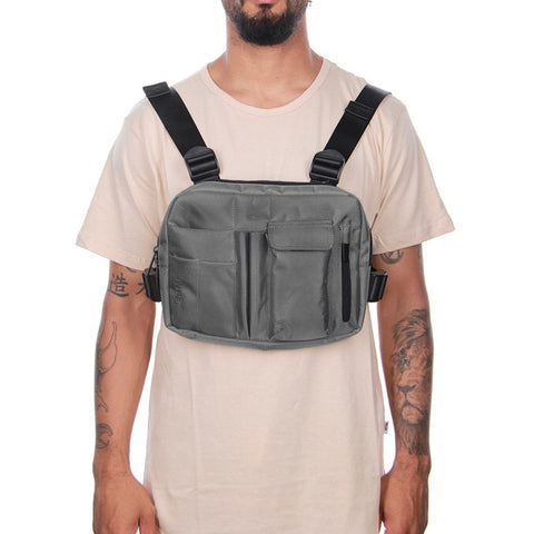 EPTM CHEST BAG - GREY