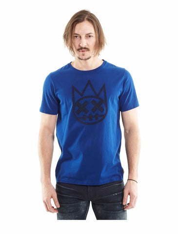 CULT OF INDIVIDUALITY T-SHIRT ROYAL BLUE