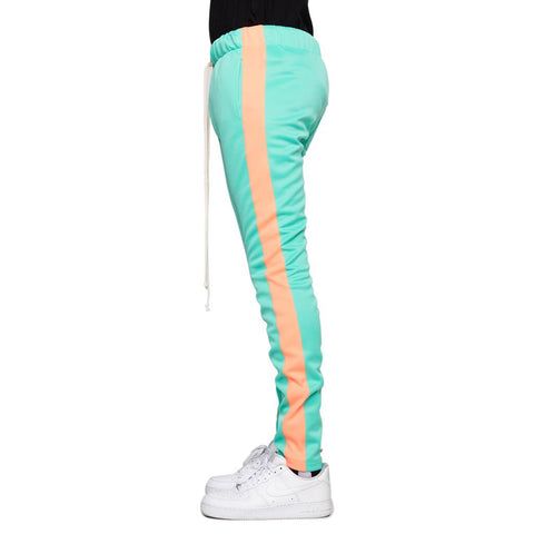 EPTM TRACK PANT MINT/CORAL EP8905