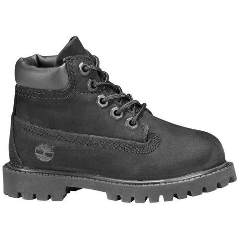 TODDLER TIMBERLAND BOOT 6IN WATERPROOF BLACK