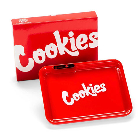COOKIES  V3 GLOW TRAY 1536A3452 RED