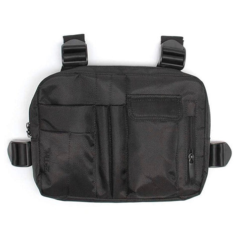 EPTM CHEST BAG - BLACK 8277