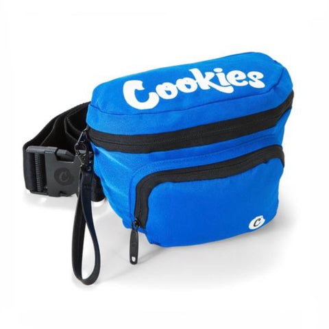 COOKIES SMELL PROOF FANNY PACK ROYAL