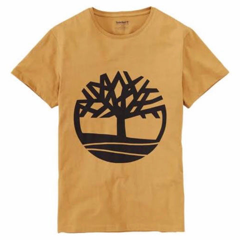 TIMBERLAND T SHIRT WHEAT TB0A1N8Y