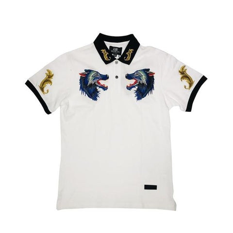 DAMATI POLO SHIRT WHITE DMT-162
