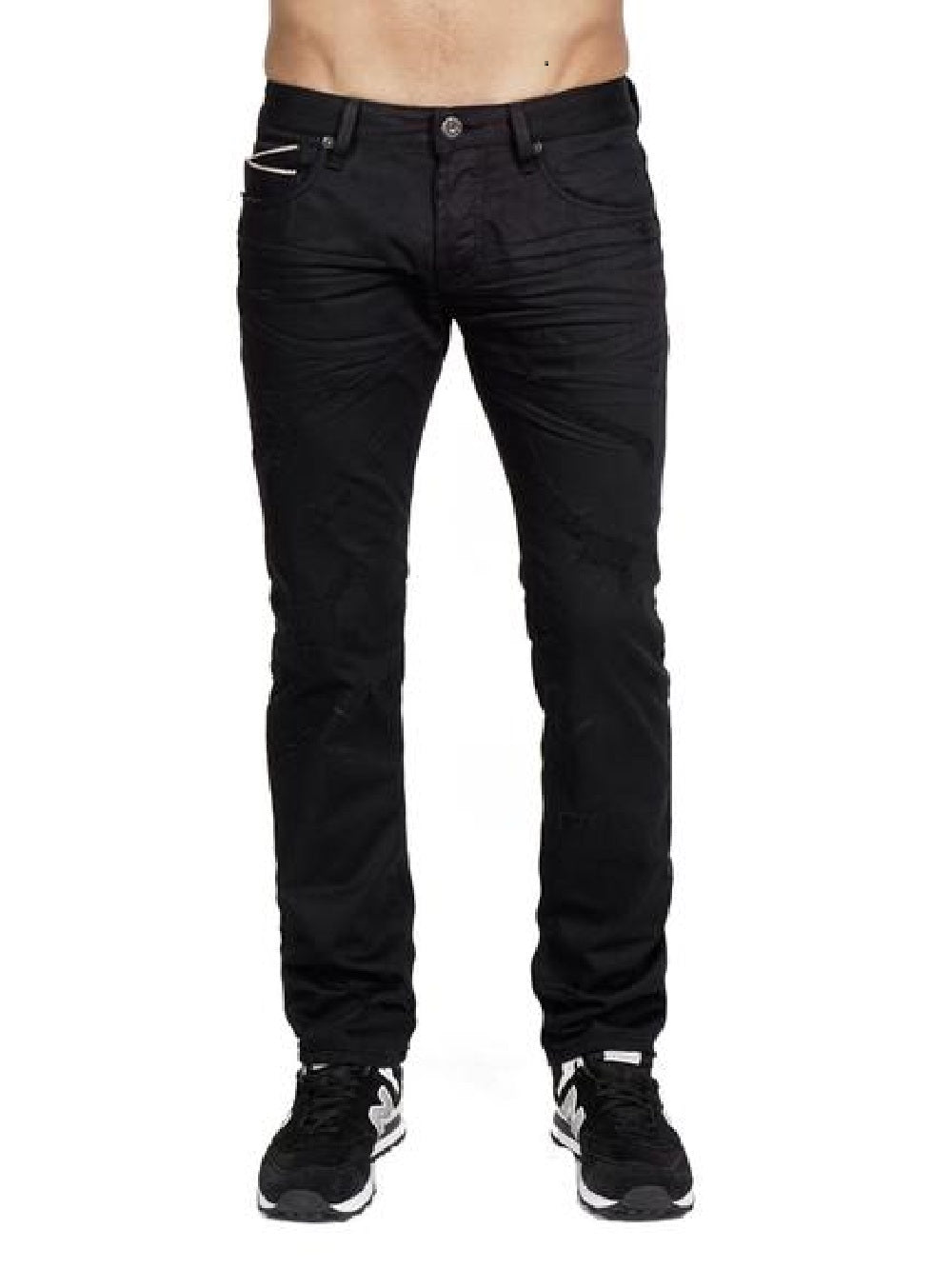 CULT JEAN JET BLACK 66BO-R32BT