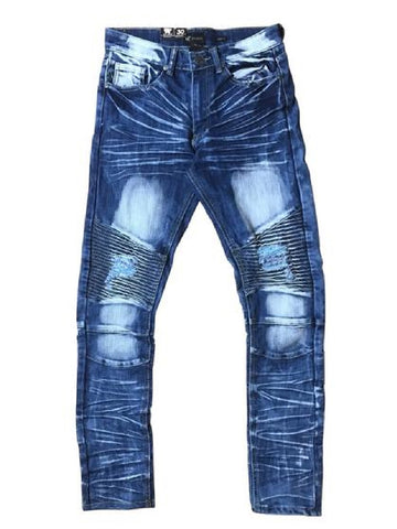 WAIMEA DENIM - MEDIUM BLUE