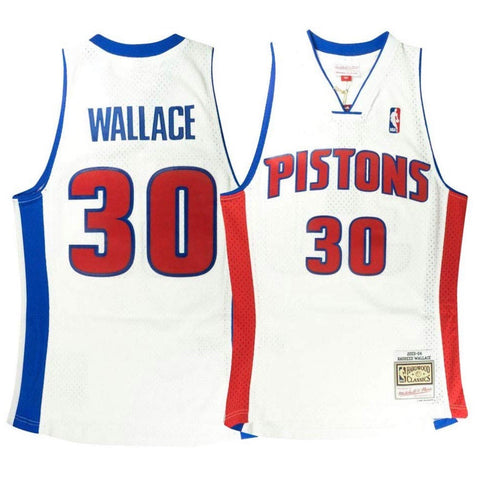 MITCHELL AND NESS RASHEED WALLACE 03