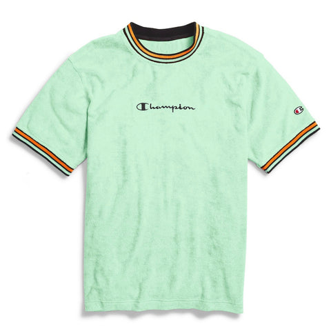 CHAMPION TERRY TOP WATERFALL T5083