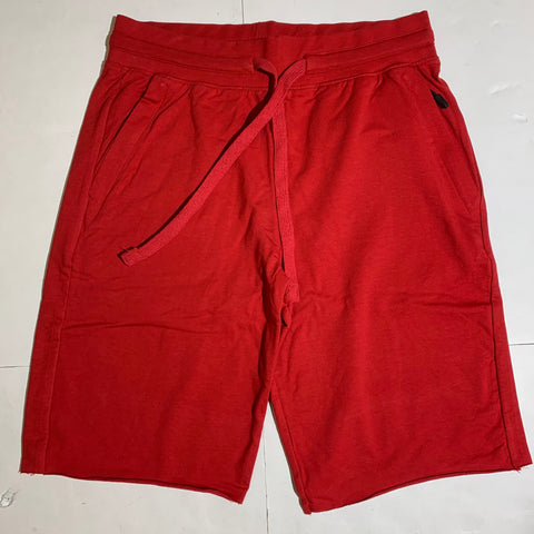 JORDAN CRAIG FLEECE SHORT RED 8308S