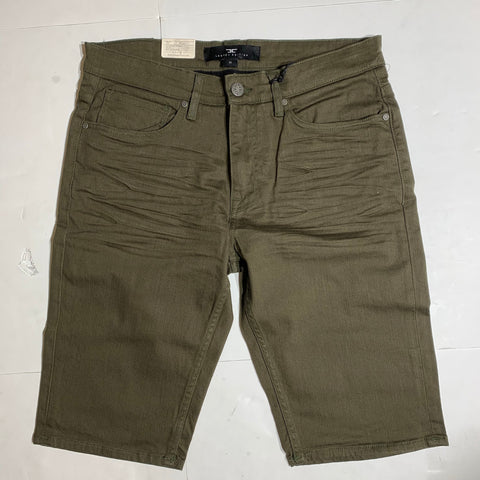 JORDAN CRAIG SHORT ARMY GREEN J708S