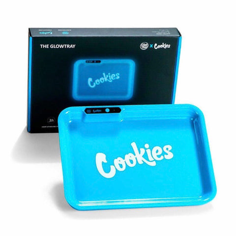 COOKIES GLOW TRAY 1533A3364 BLUE
