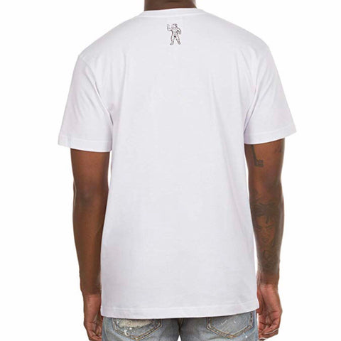 BILLIONAIRE BOYS CLUB T-SHIRT WHITE 891-3208