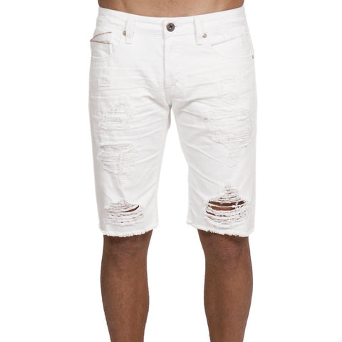 CULT OF INDIVIDUALITY SHORT REBEL WHITE 67A0-SR16B