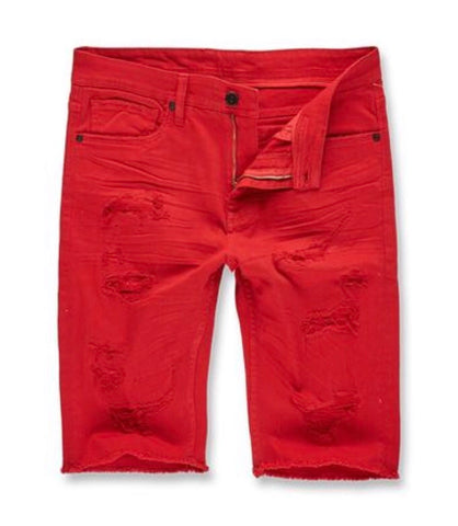 JORDAN CRAIG SHORT RED J3130SA
