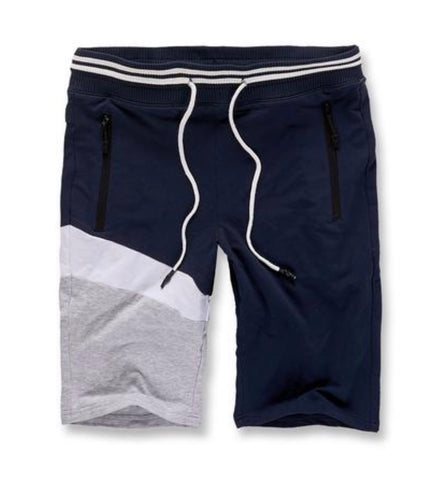 JORDAN CRAIG KNIT SHORT NAVY 8994S