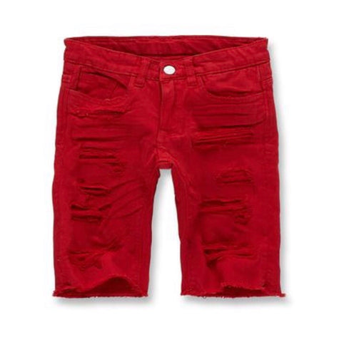 JORDAN CRAIG KIDS SHORT RED J3130SAK