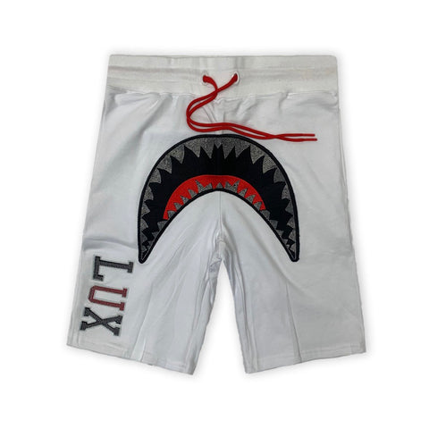 HUDSON SHARK MOUTH SHORT WHITE H3052662