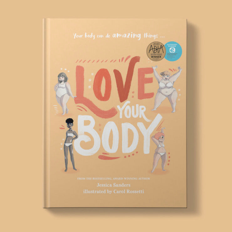 Love Your Body Children's Book - My School Memories