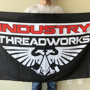 Industry Threadworks Flag