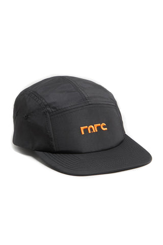 Rarefied Logo Cap – Black