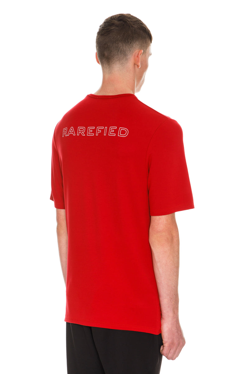 Rarefied T-Shirt - Red