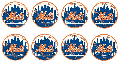 LUXE HDPRINT™ MLB® NEW YORK METS LUXURY ROLLING PAPERS