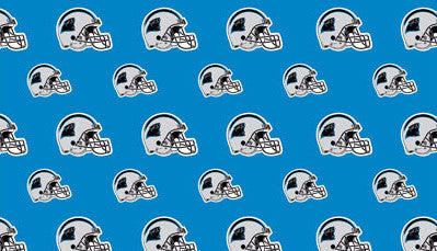 LUXE HDPRINT™ NFL® CAROLINA PANTHERS LUXURY ROLLING PAPERS
