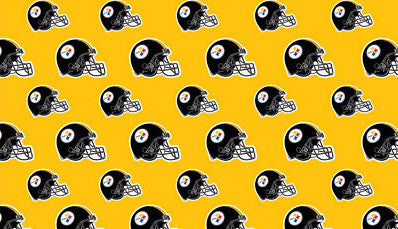 LUXE HDPRINT™ NFL® PITTSBURGH STEELERS LUXURY ROLLING PAPERS